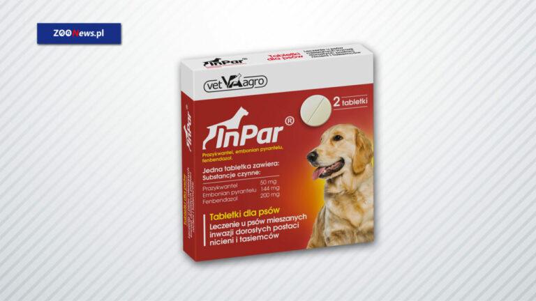 InPar Tabletki dla Psów - Skuteczny środek odrobaczający