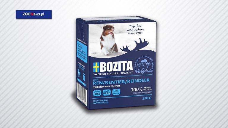 Mokra bezzbożowa karma dla psów Bozita