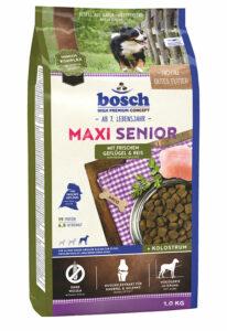 bosch maxi senior sucha karma dla psa