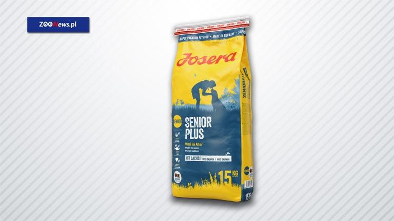 Sucha karma dla psów Josera SeniorPlus